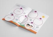 Actieplan in brochure