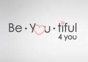 Logo Be-you-tiful-4-you