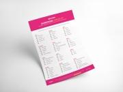 More to Match - Garderobe checklist - Felicity van Dam